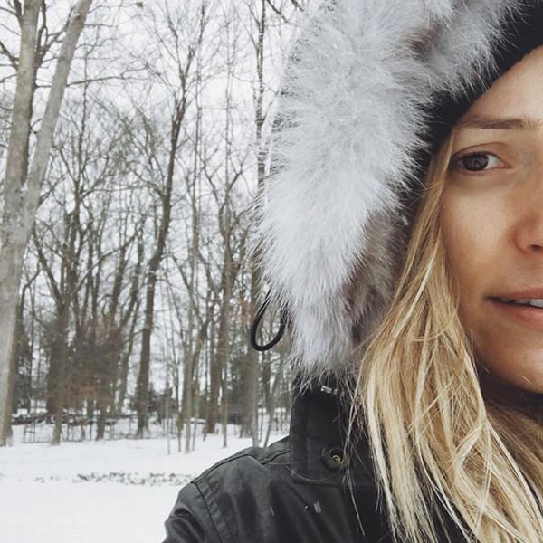 Kristin Cavallari, Makeup-Free, Instagram