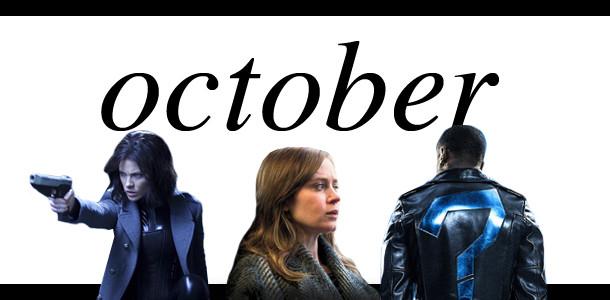 Movie Months October