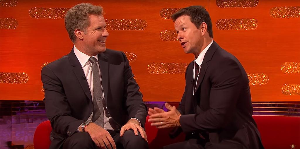Will Ferrell, Mark Wahlberg, The Graham Norton Show