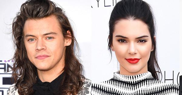 Batalha de looks: Kendall Jenner e Harry Styles