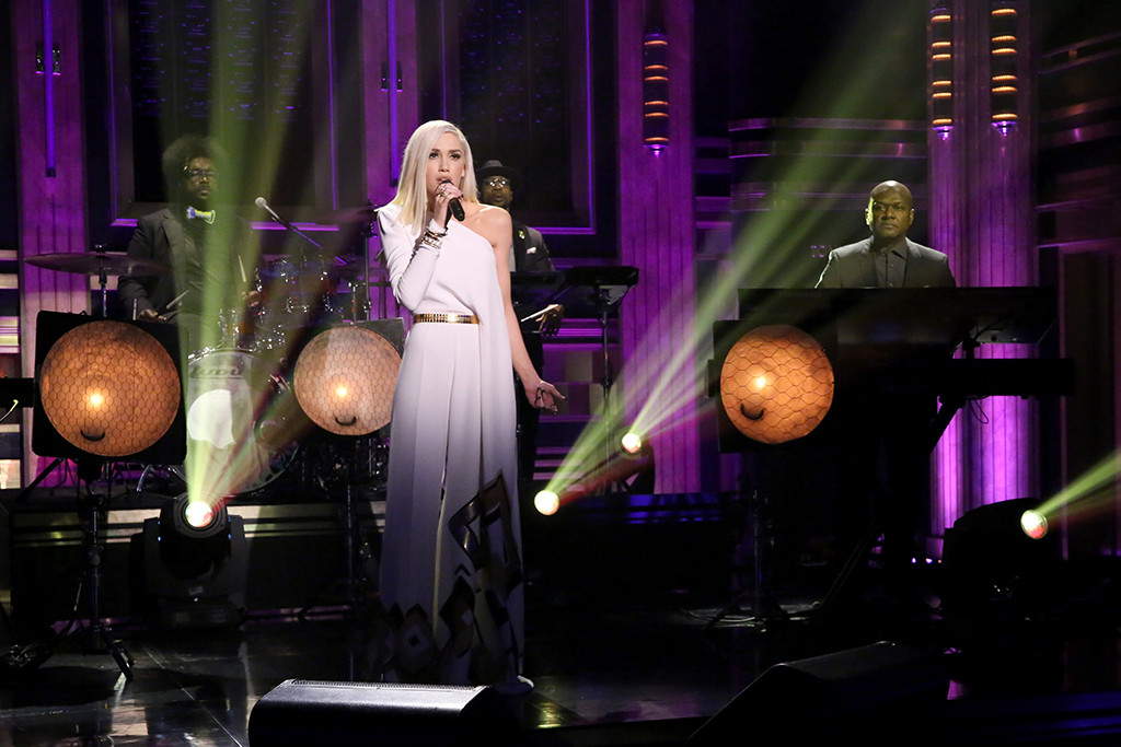 Gwen Stefani, The Tonight Show