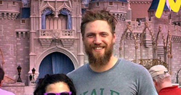 san francisco giants player hunter pence s proposal to girlfriend at