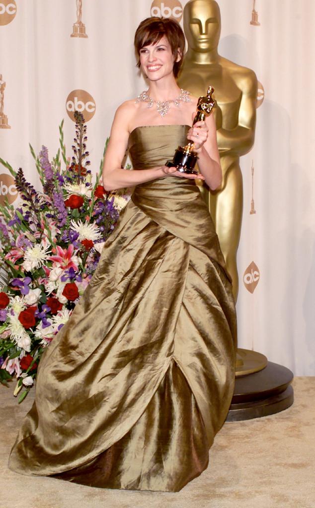 Hilary Swank, Oscars, Dresses, 2000