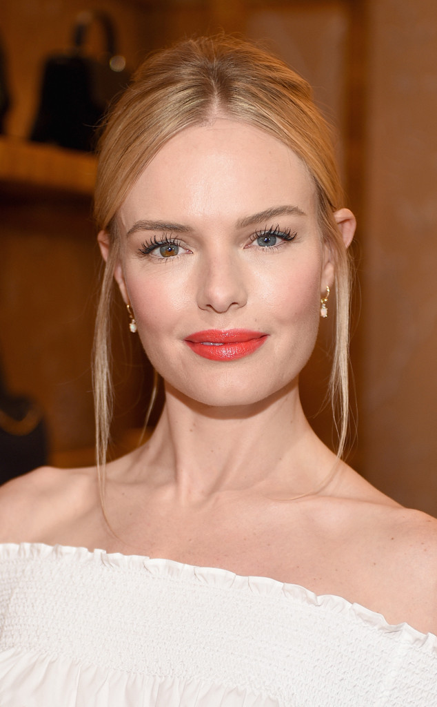 Kate Bosworth Eyes: Every Scenario In Which You Should Wear A Center Part