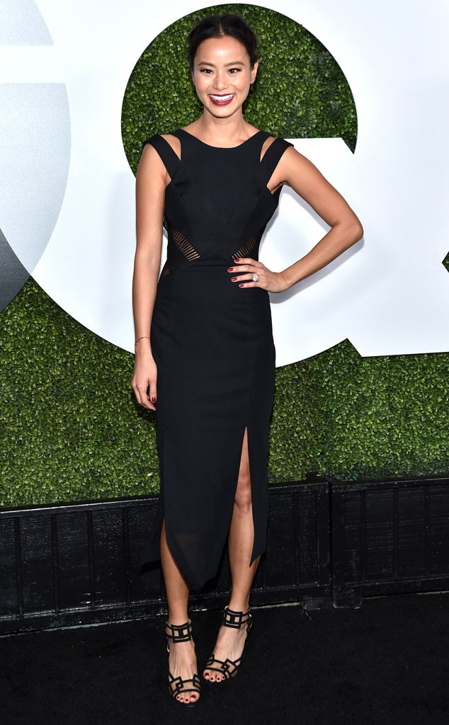 Jamie Chung, GQ Men Of The Year Party