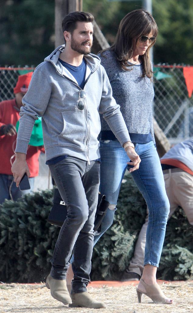 Scott Disick, Caitlyn Jenner, Christmas Tree Shopping
