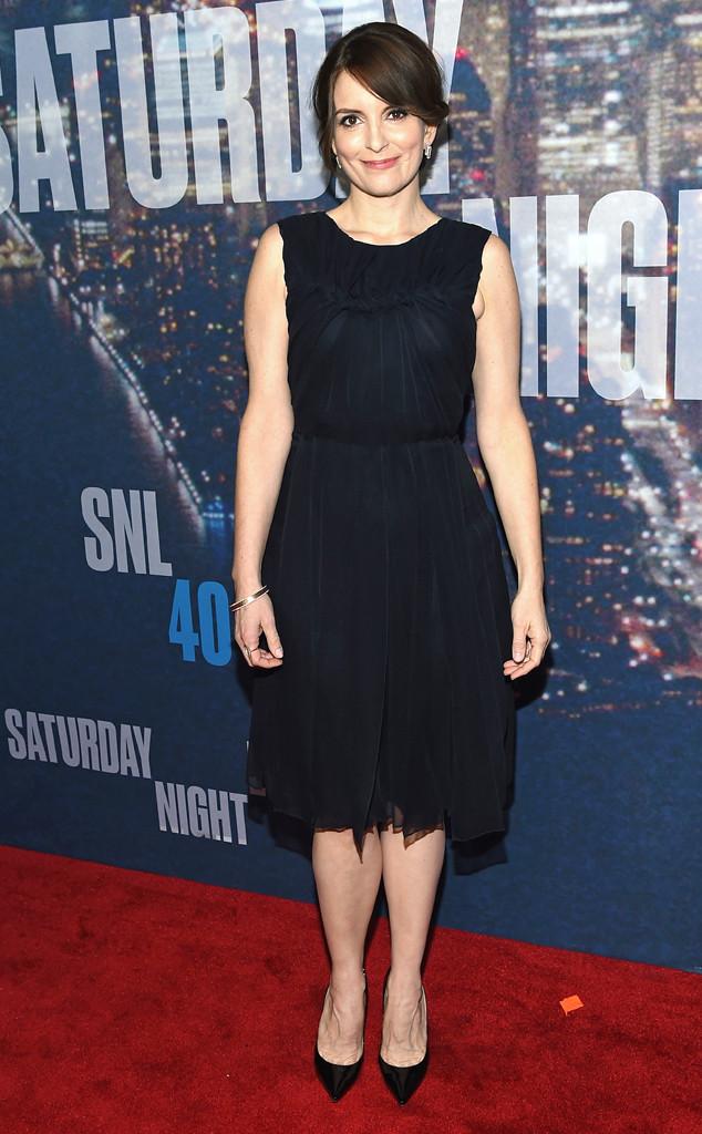 Tina Fey, SNL 40th Anniversary Celebration