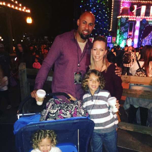 Hank Baskett, Hank Baskett IV, Alijah Mary Baskett, Kendra Wilkinson, Instagram