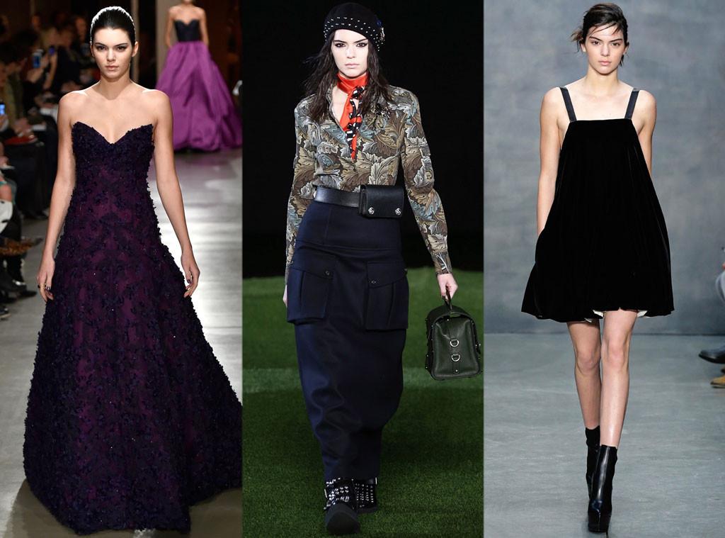 Kendall Jenner, Fashion Week, NYFW