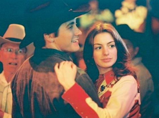Brokeback Mountain, Anne Hathaway, Jake Gyllenhaal