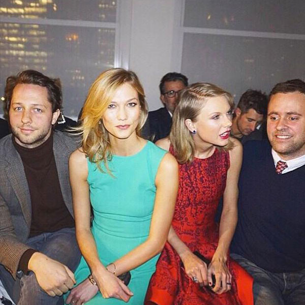 Karlie Kloss, Taylor Swift, Fashion Week, NYFW