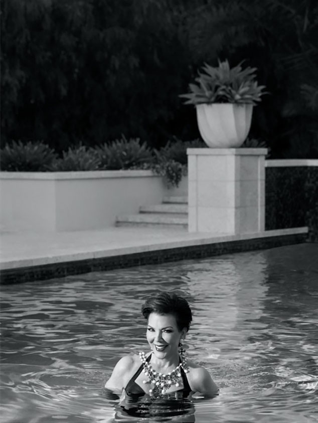 Kris Jenner, Love Magazine Advent Calendar