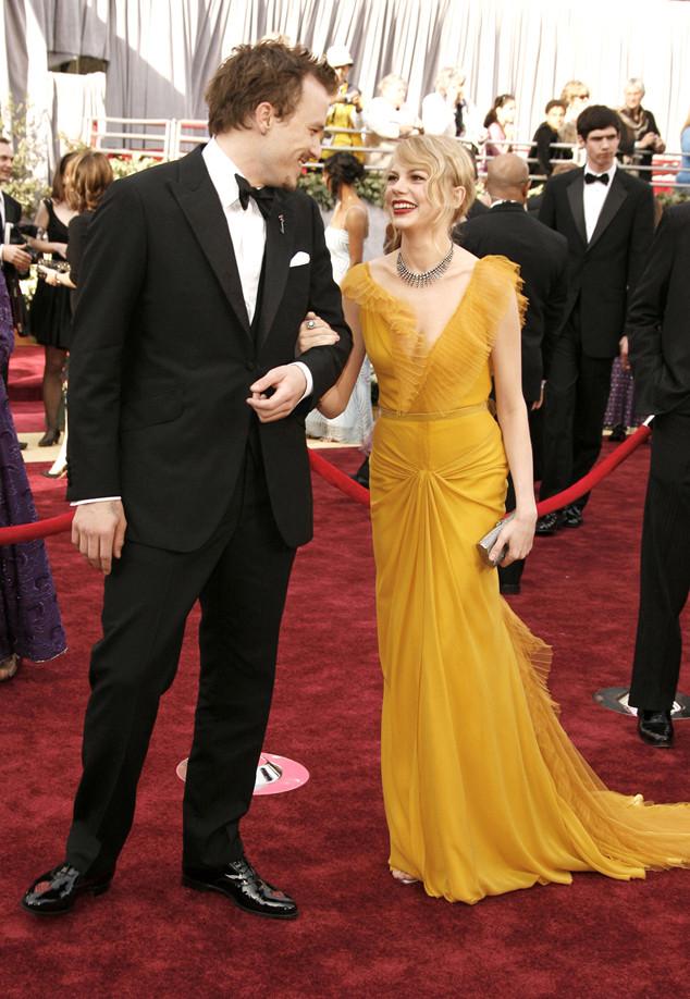 Heath Ledger, Michelle Williams, Oscars