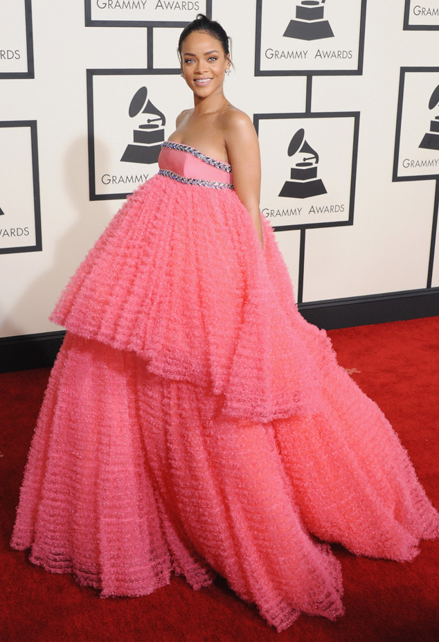 Rihanna, 2015 Grammy Awards