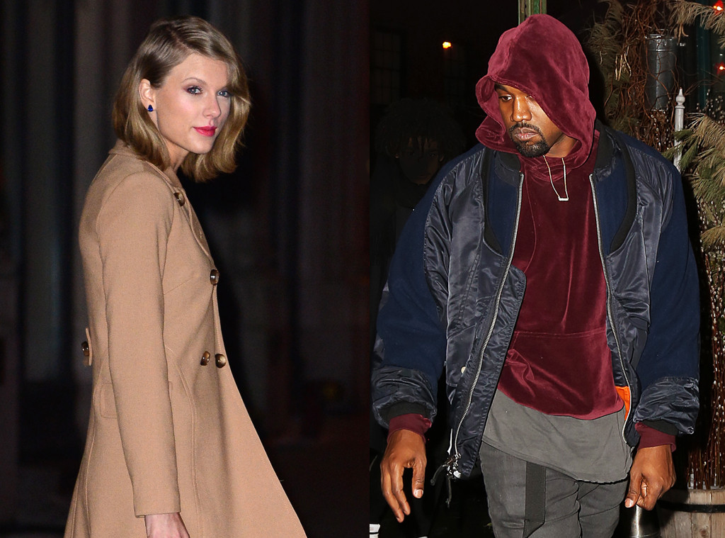 Kanye West Vs Taylor Swift An In Depth History E Online