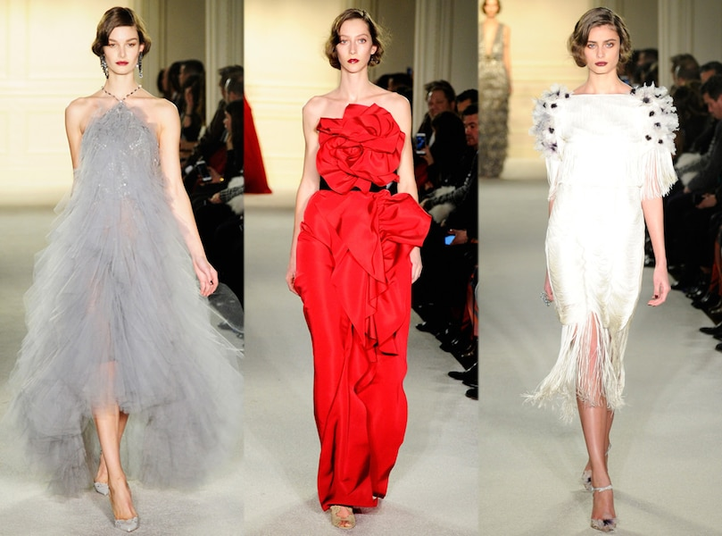 Marchesa from Best Shows at New York Fashion Week Fall ...