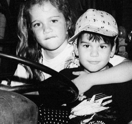 The Kardashians as Kids