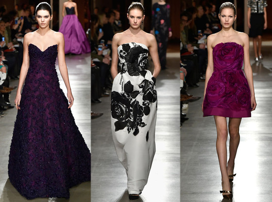Oscar De La Renta, Fashion Week, NYFW