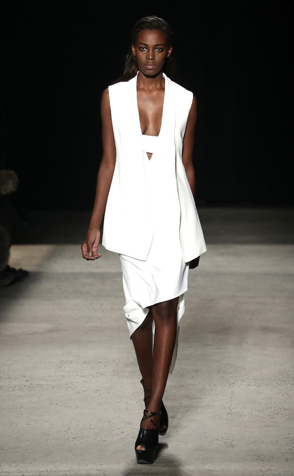 Narciso Rodriguez from Best Looks at New York Fashion Week ...