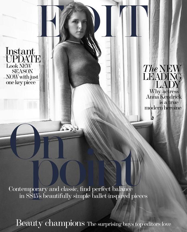 Anna Kendrick, The Edit