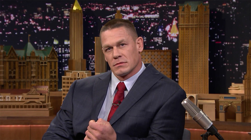 John Cena, The Tonight Show