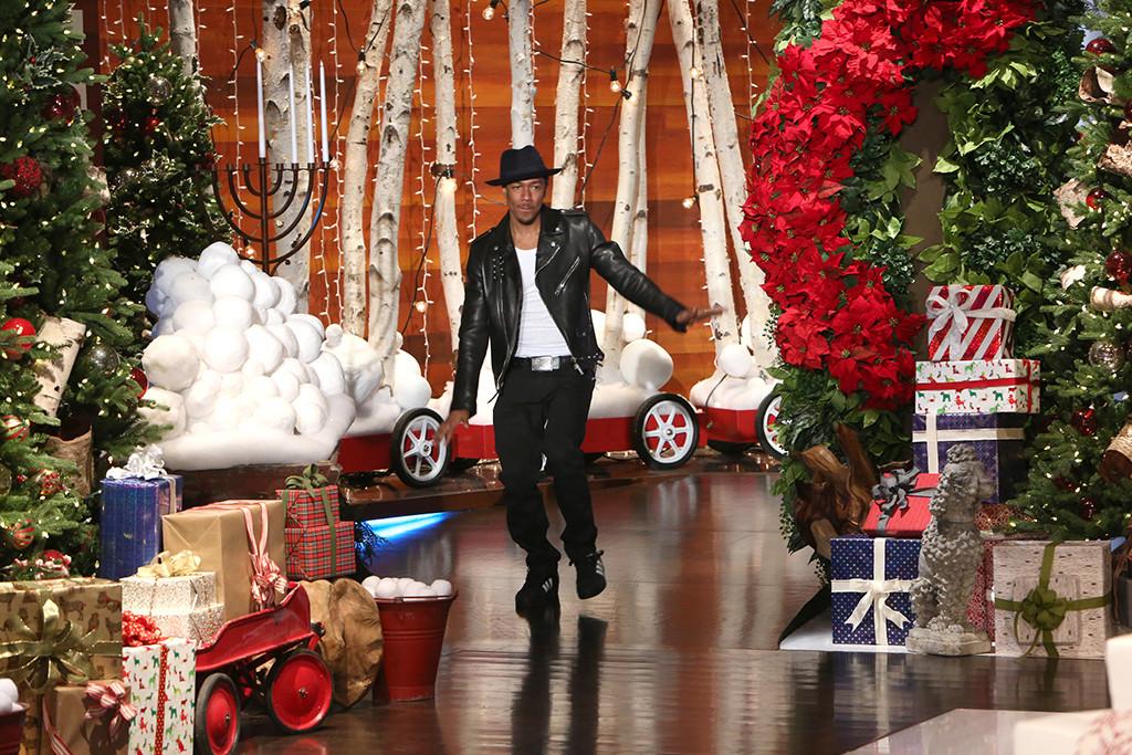 Nick Cannon, The Ellen DeGeneres Show