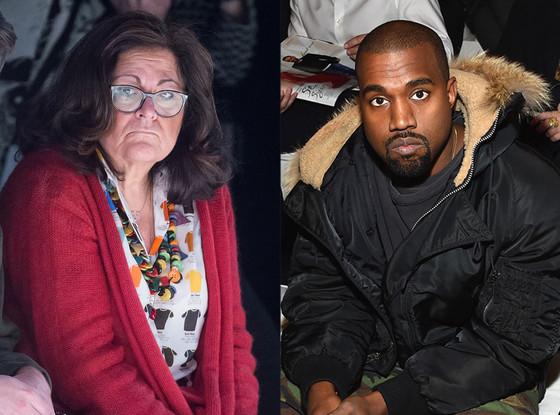 Fern Mallis, Kanye West