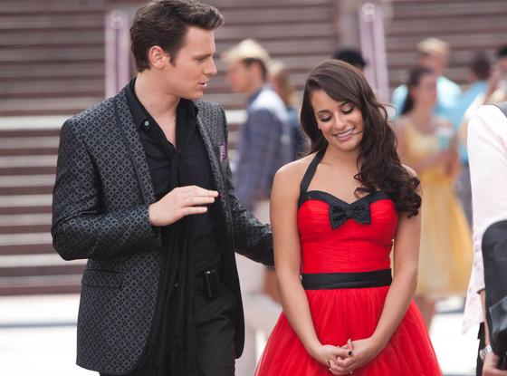 Jonathan Groff, Glee