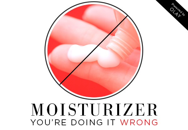 Style Collective, Moisturizer: You're Doing it Wrong Top Image