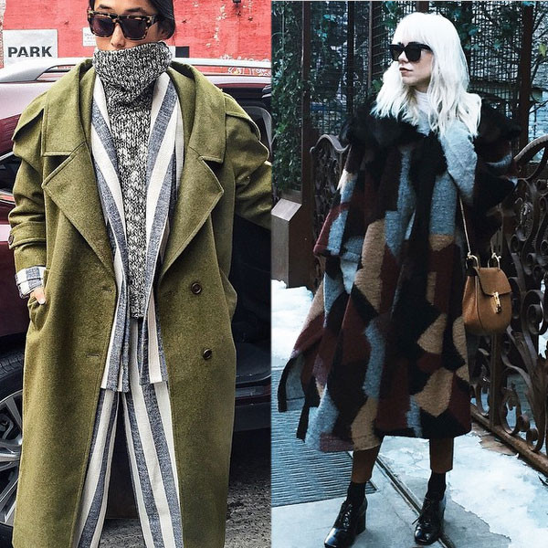How to Dress Like a Street Style Star, as Taught by New York Fashion Week