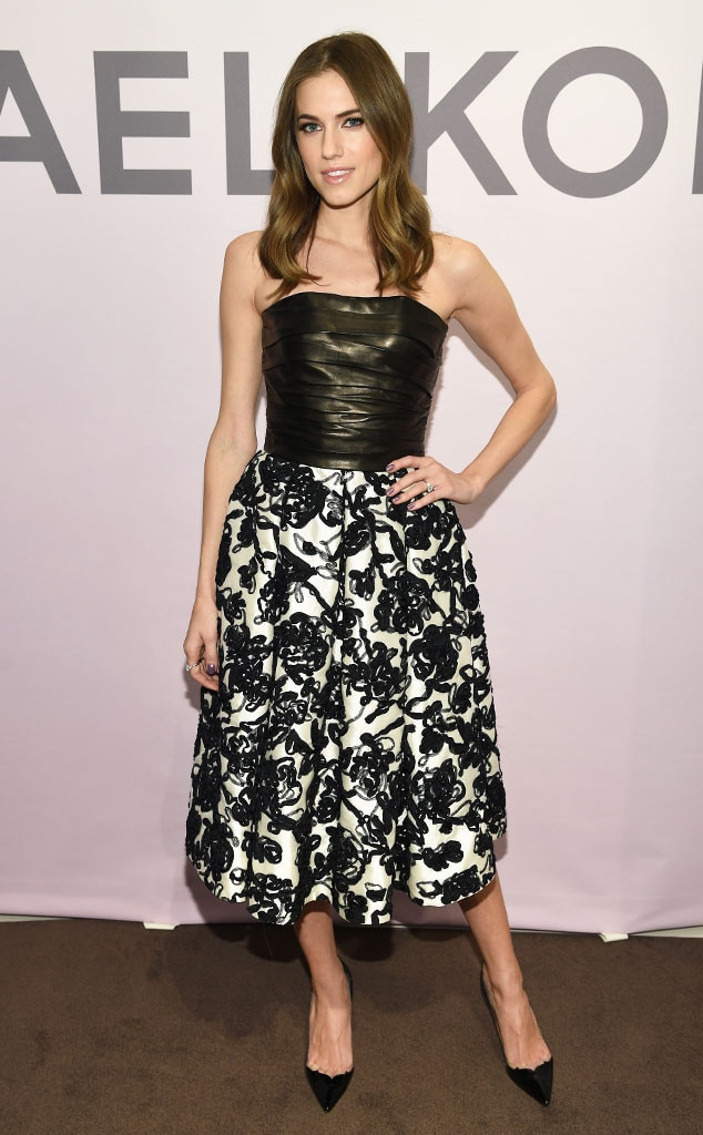 Allison Williams, Best of the Red Carpet