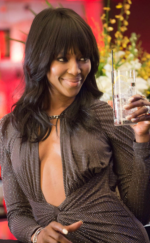 Naomi Campbell, Empire