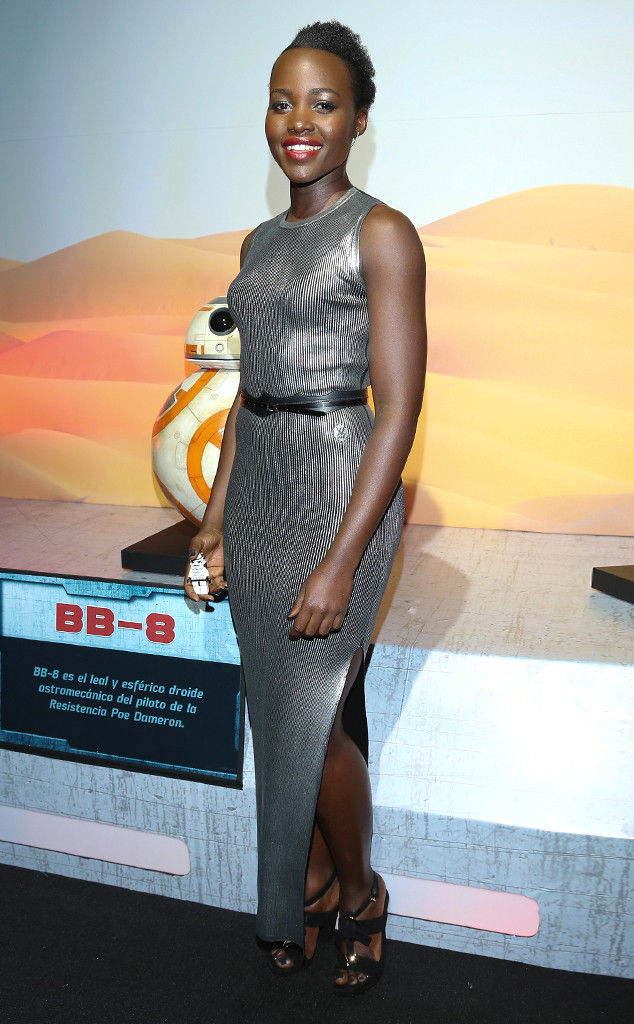 Lupita Nyong'o, Star Wars Premieres