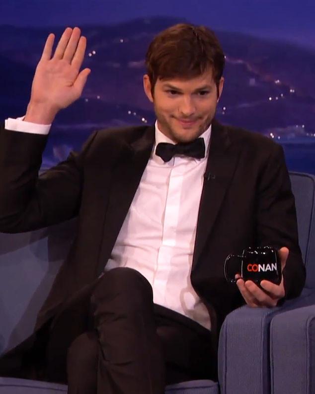 heeft Ashton Kutcher hebben een grote lul