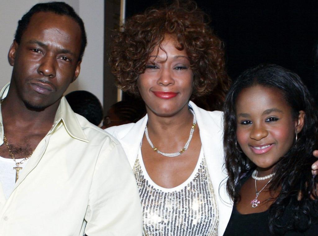 Bobby Brown, Whitney Houston, Bobbi Kristina Brown