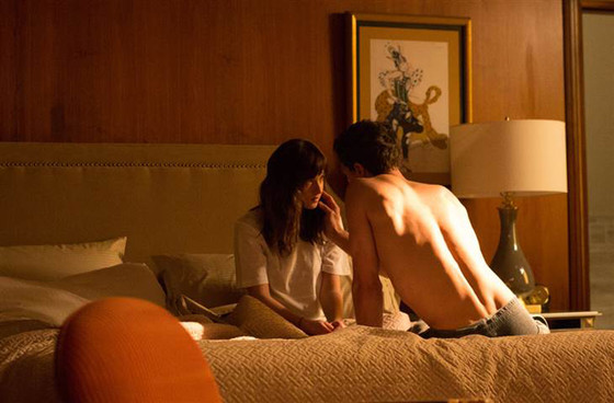 50 Shades of Grey, Fifty Shades of Grey, Jamie Dornan, Dakota Johnson