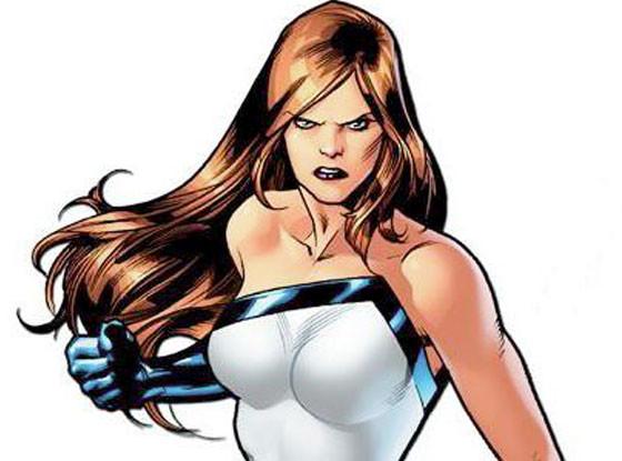 Carrie-Ann Moss, Jessica Jones, Marvel