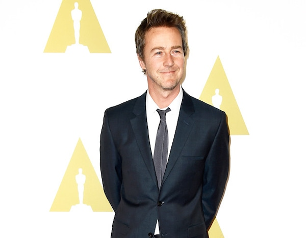 Edward Norton from 2015 Oscars: Nominees' Luncheon | E! News