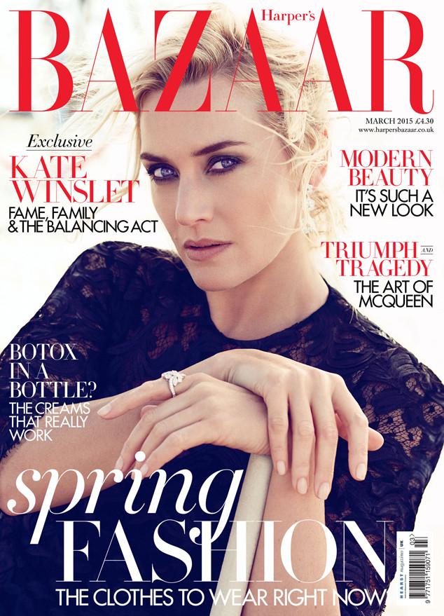 Kate Winslet, Harper's Bazaar UK