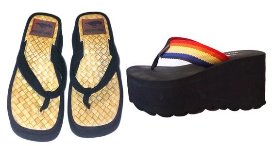 90's Trends, Rocket Dog Sandals