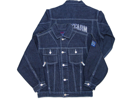 90's Trends, Phat Farm Denim Jacket