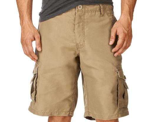 90's Trends, Khaki Shorts