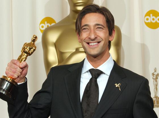Adrien Brody, Oscars, 2003