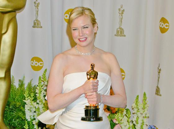 Renee Zellweger, Oscars, 2004