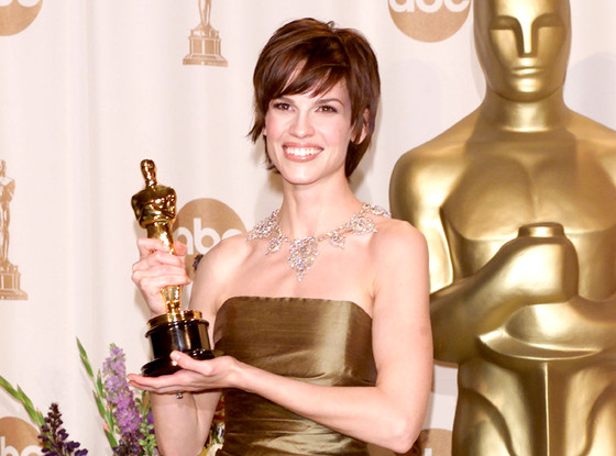 Hilary Swank, Oscars, 2000