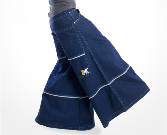 90's Trends, JNCO Jeans