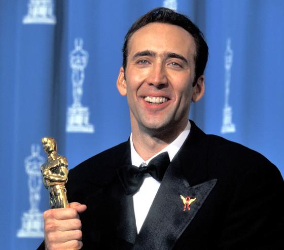 Nicolas Cage, Oscars, 1996