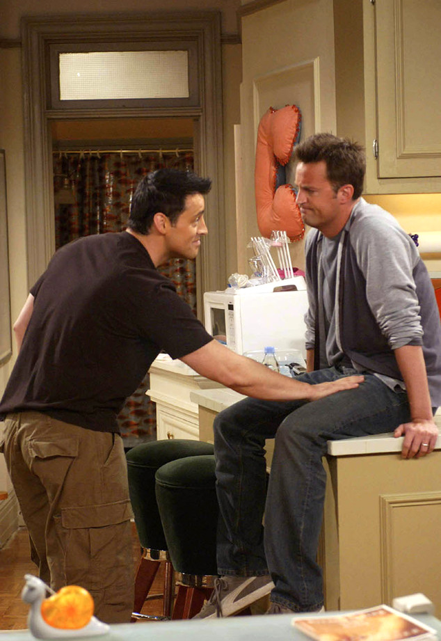 Matthew Perry, Matt LeBLanc, Friends