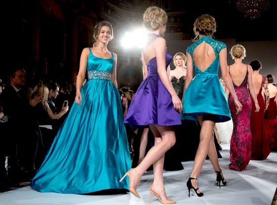 Sadie Robertson Prom Dresses 2015