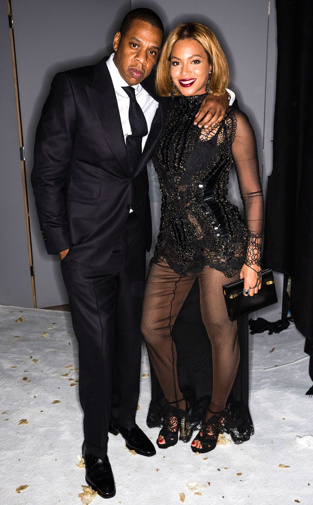 The A List Jennifer Lopez Miley Cyrus Beyonce Jay Z And Many More Come Out For Tom Ford E Online Au